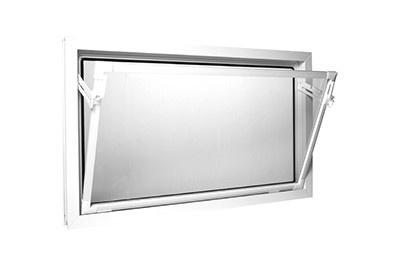 Produktansicht des Kippfensters STABIL einflügelig