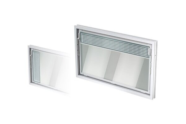 Heizraumfenster Stabil E